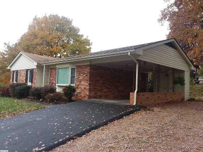 Staunton Single Family Home For Sale: 1116 Preston Dr