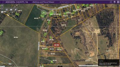 Augusta County Lots & Land For Sale: Miss Phillips Rd