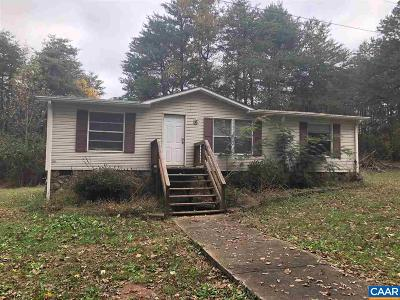 Single Family Home For Sale: 256 Liberty Rd