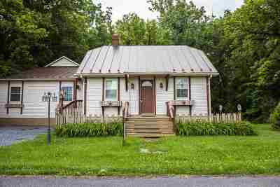 Rockingham County Single Family Home For Sale: 8650 Water St