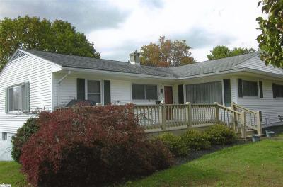 Waynesboro VA Single Family Home For Sale: $159,900