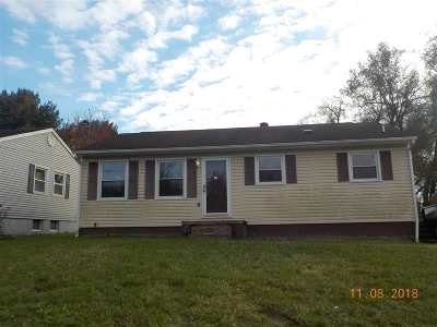 Elkton Single Family Home For Sale: 345 W Marshall Ave