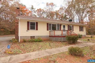 Single Family Home For Sale: 338 Walnut Shade Rd