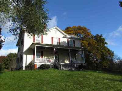 Staunton VA Single Family Home For Sale: $229,000