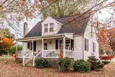 Elkton Single Family Home For Sale: 6609 South East Side Hwy