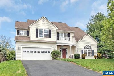Crozet Single Family Home For Sale: 1006 Rolling Meadow Ln