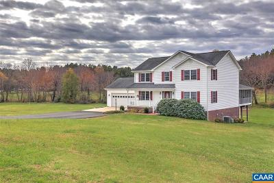 Louisa County Single Family Home For Sale: 201 Fairway Dr