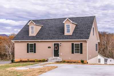 Single Family Home For Sale: 300 High Knoll Ter