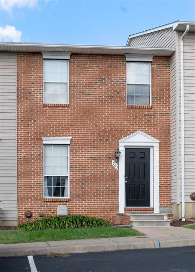 Harrisonburg Townhome For Sale: 763 Northfield Ct