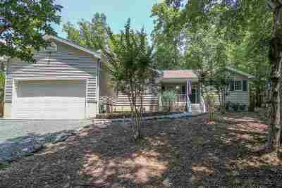 Fluvanna County Single Family Home For Sale: 5 Mesquite Pl