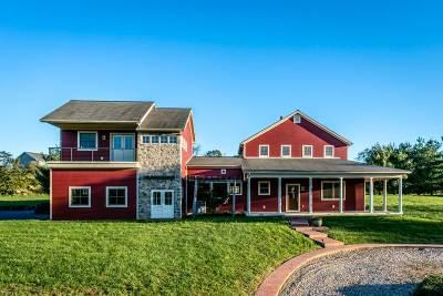 Single Family Home For Sale: 1553 Grassland Ln