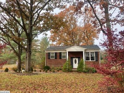 Augusta County Single Family Home For Sale: 165 Ridgeview Dr