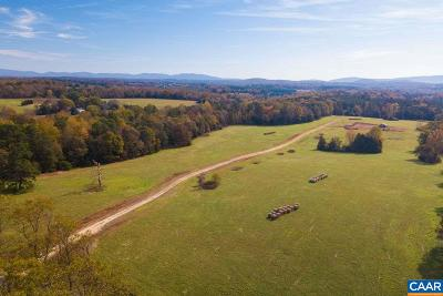 Charlottesville Lots & Land For Sale: 2005 Owensville Rd