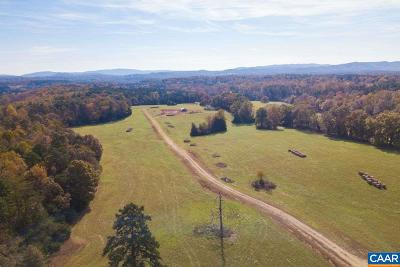 Charlottesville Lots & Land For Sale: 2005 A Owensville Rd