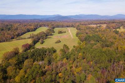 Charlottesville Lots & Land For Sale: 2005 B Owensville Rd