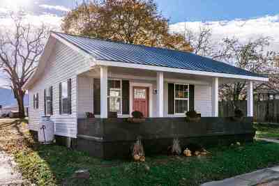 Single Family Home For Sale: 170 Deford Ave