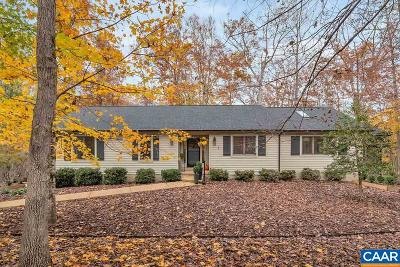 Fluvanna County Single Family Home For Sale: 6 Westham Ct