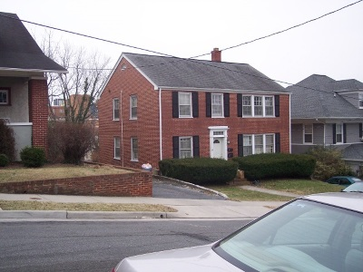 Harrisonburg Rental For Rent: 261 E Grattan St #Up