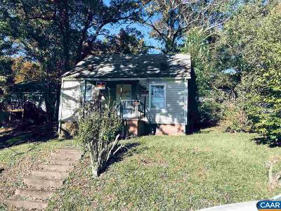 Waynesboro VA Single Family Home For Sale: $49,900
