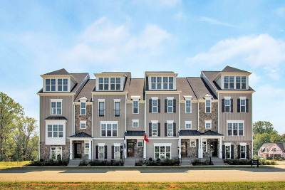 Albemarle County Townhome For Sale: 8 Golf Dr