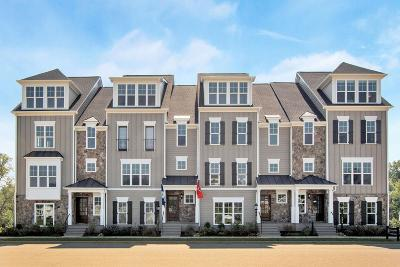 Albemarle County Townhome For Sale: 10 Golf Dr