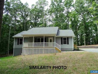 Madison Single Family Home For Sale: 2761 Jacks Shop Rd