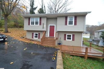 Waynesboro VA Single Family Home For Sale: $179,000