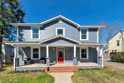 Charlottesville VA Single Family Home For Sale: $425,000