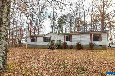 Nelson County Single Family Home For Sale: 686 Salem Rd