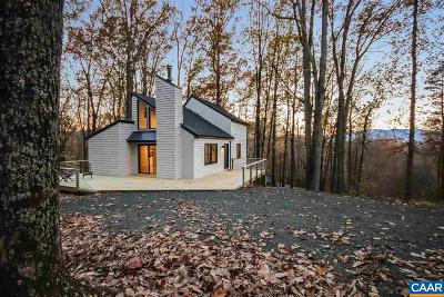 Charlottesville Single Family Home For Sale: 794 Dry Bridge Rd