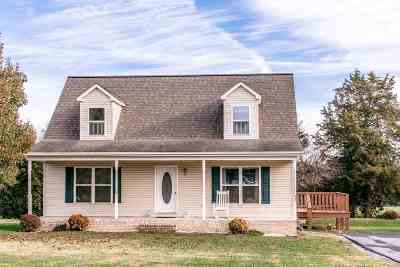 Rockingham County Single Family Home For Sale: 97 South Mountain Dr