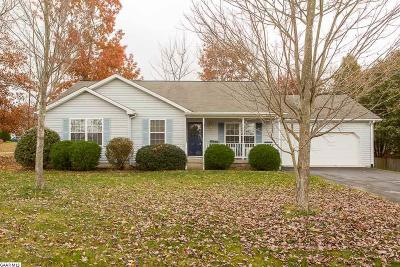 Waynesboro VA Single Family Home For Sale: $214,900