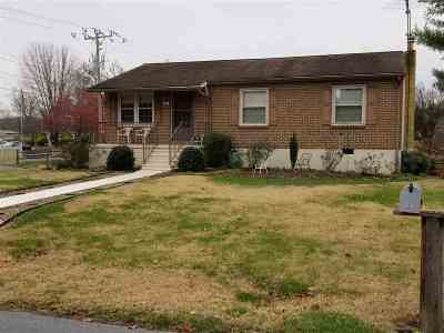 Bridgewater Single Family Home For Sale: 101 Kline Ct