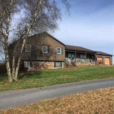 Linville Single Family Home Sold: 5227 Harpine Hwy