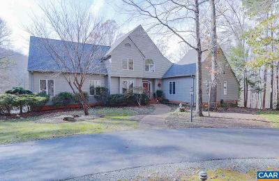 Albemarle County Single Family Home Pending: 428 Burchs Creek Rd