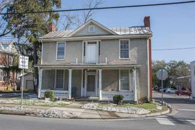 Single Family Home For Sale: 304 N High St