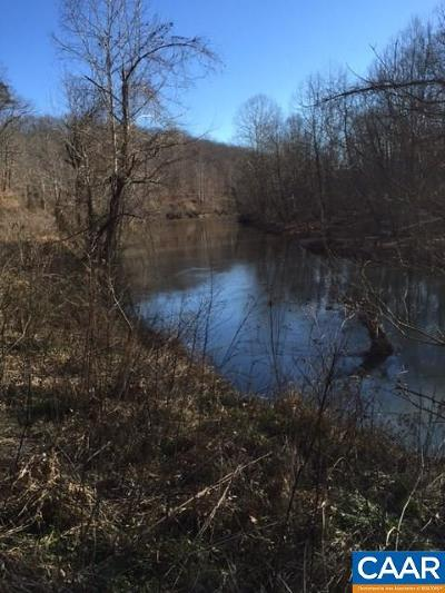 Nelson County Lots & Land For Sale: 1 Rockfish Rd