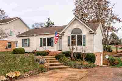 Elkton Single Family Home For Sale: 181 Quail Run Dr