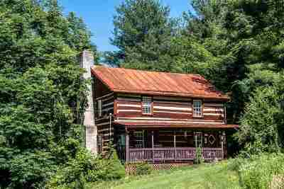 Shenandoah County Farm For Sale: 508 Happy Valley Rd
