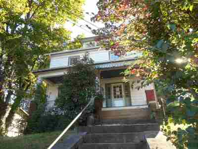 Staunton VA Single Family Home For Sale: $103,000