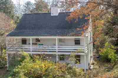 Charlottesville Single Family Home For Sale: 1932 Lewis Mountain Rd #A,B