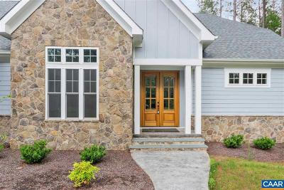Fluvanna County Single Family Home For Sale: 50 Pine Shadow Ct
