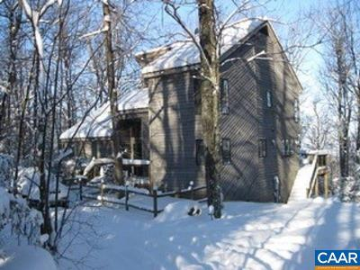 Augusta County Single Family Home For Sale: 11 Ravens Roost Pt