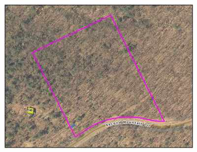 Hinton Lots & Land For Sale: Second Mountain Trl