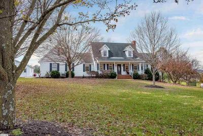 Stuarts Draft Single Family Home For Sale: 173 Offliter Rd