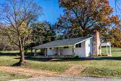 Linville Single Family Home Sold: 7064 Wengers Mill Rd