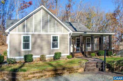 Single Family Home For Sale: 18442 Buzzard Hollow Rd