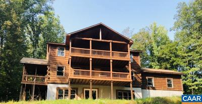 Louisa County Single Family Home For Sale: 670 Bend Of River Ln