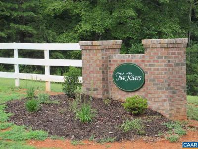Fluvanna County Lots & Land For Sale: 21 Two Rivers Dr