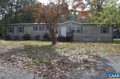 Louisa County Single Family Home For Sale: 6945 S Spotswood Trl